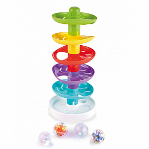 Light N' Roll Ball Tower