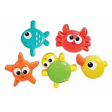 Spin 'N Play Sea Friends