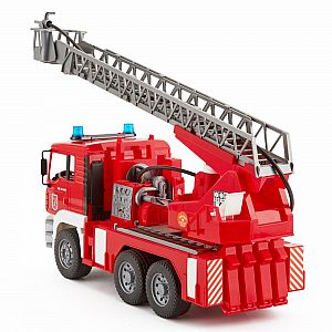 MAN Fire Engine with Water Pump and Light & Sound Module