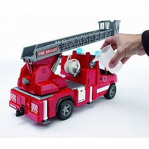 MB Sprinter Fire Engine with Water Pump and Light & Sound Module