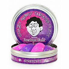 "4"" Thinking Putty - Amethyst Blush - Hypercolor"