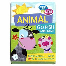 Animal Go Fish Card Game