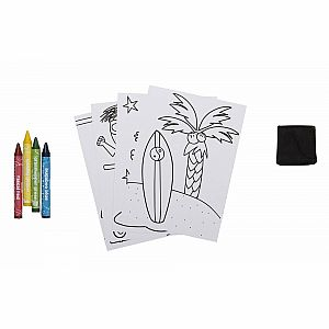 Color It! Art 2 Go Case - Boy