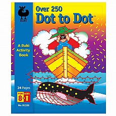 Buki Activity Book - Over 250 Dot to Dot