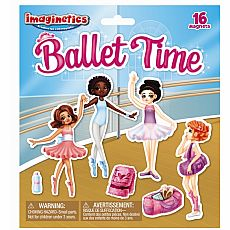 Ballet Time Small Imaginetics 16-pc