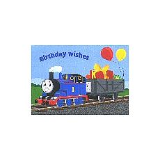 Thomas Birthday Wishes Greeting Card