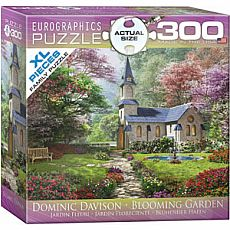 Blooming Garden Puzzle 300-pc