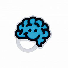 Brain Teether - Blue