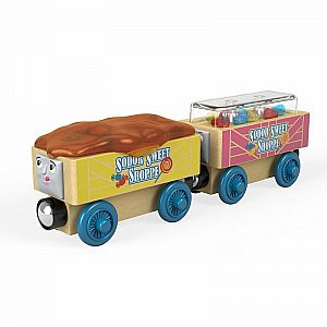 Wood Candy Cars