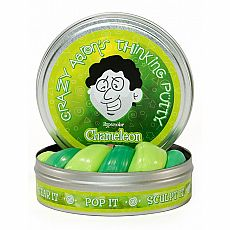 "4"" Thinking Putty - Chameleon - Hypercolor"