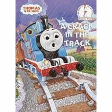 A Crack in the Track, Hardcover Book