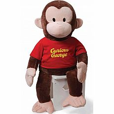 Curious George T-Shirt 36""