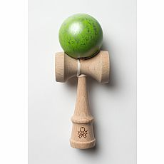 F3 Haze Cushion Clear Kendama - Green/Silver