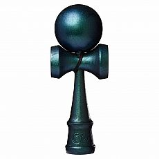 The Cook Kendama - Color Shift Complete - Kaizen - Dark Blue to Green