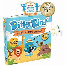 Ditty Bird Safari Animal Sounds