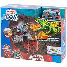 TrackMaster Dragon Escape Set