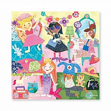 Dress-Up Darlings Puzzle 25-pc