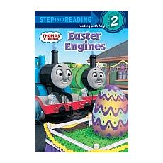 Easter Engines, Step Into Reading Book