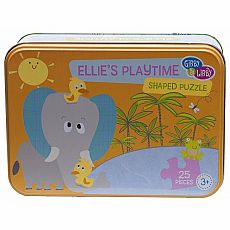 Ellie's Playtime Shaped 25-pc Puzzle
