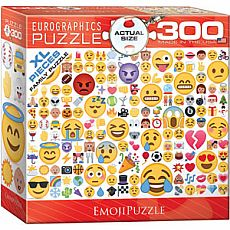 Emojipuzzle What's Your Mood? 300-pc
