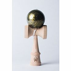 F3 Haze Kendama - Black/Gold/Silver