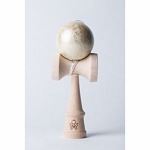 F3 Haze Kendama - White/Gold