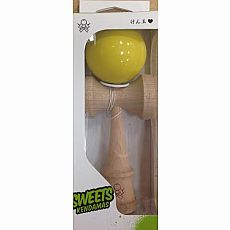 F3 Solid Kendama - Yellow