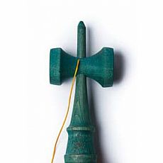 F3 Stain Kendama - KEN ONLY - Teal