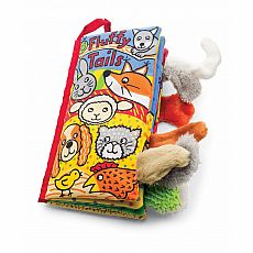 Fluffy Tails Soft Book
