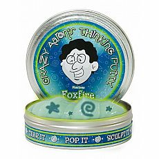 "4"" Thinking Putty - Foxfire - Phantom"