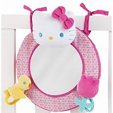 Hello Kitty Baby See & Play Mirror