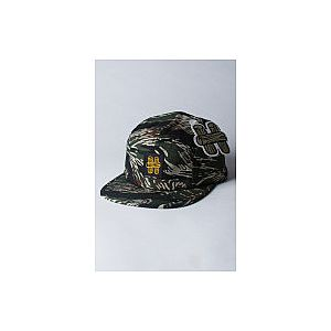 Homegrown 5-Panel Hat - Camo