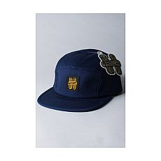 Homegrown 5-Panel Hat - Navy