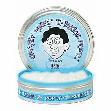 "4"" Thinking Putty - Ion - Glow in the Dark"