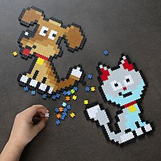 Jixelz 700 pc Set - Pet Pals