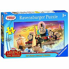 Thomas Legend of the Lost Treasure 35-pc Puzzle