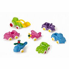 Viking Toys Mini Baby Vehicles 2.75""