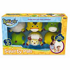Kidoozie Mix 'n Match Squirty Pals