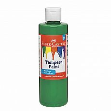 Green Tempera Paint 8oz.
