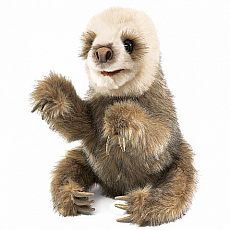 Baby Sloth Hand Puppet