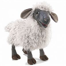 Bleating Sheep Hand Puppet