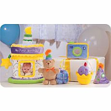 My First Birthday Playset 6""