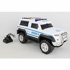 NYPD SUV with Lights & Sounds