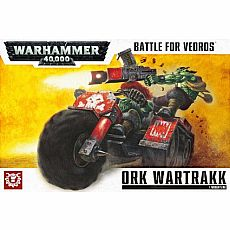 Warhammer 40,000 Battle for Vedros Ork Wartrakk