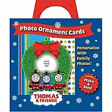 Thomas Photo Ornament Cards