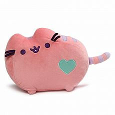 "Pastel Heart Pusheen 12"" - Pink"