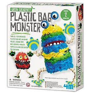 4M Plastic Bag Monster