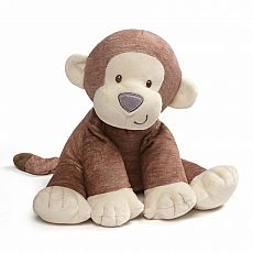 Playful Pals Monkey 8""