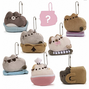 Pusheen Blind Box Series 3: Places Cats Sit