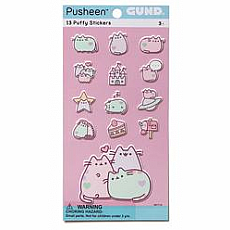 Pusheen Pastel Stickers
